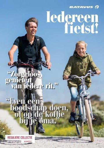 Brochure Batavus Regulier najaar 2018