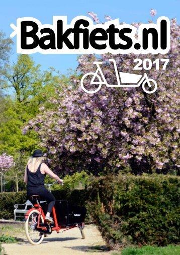 Bakfiets.nl  brochure 2017