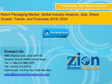 Retort Packaging Market