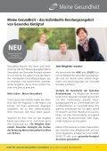 Gesundes Kinzigtal: Unser Angebot 2018 / 1 - Page 5