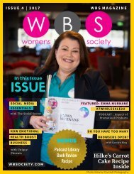 WBS Magazine - Issue 4