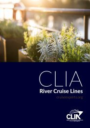 CLIA River Cruise Lines Guide DIGITAL