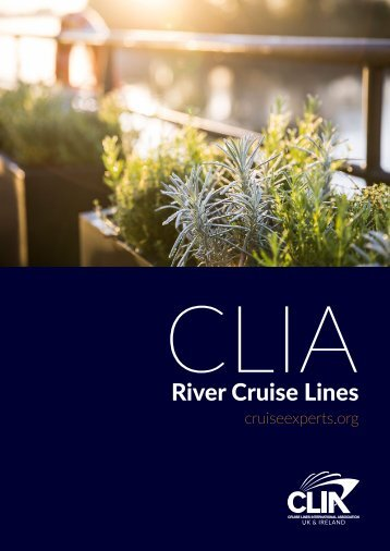 CLIA River Cruise Lines Guide DIGITAL