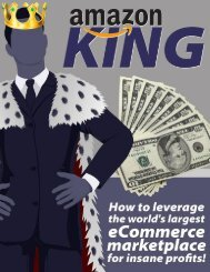 Amazon Guide - How Amazon Makes Profits