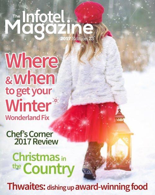 Infotel Magazine   Edition 23   December 2017