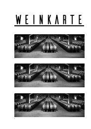 Weinkarte Restaurant No Name Chur