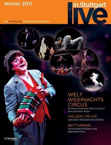 live in.Stuttgart Winter 2011