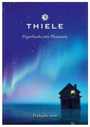 Thiele Paperback Frühjahr 2018