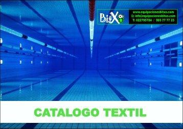 Catálogo textil Equipacionaes Bitxo