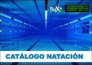 Catálogo Natación para Clubes Equipaciones Bitxo