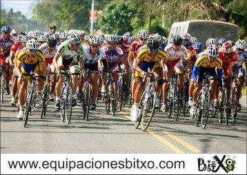 Catálogo textil ciclismo