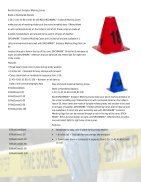 Markers Cones and Flags - Page 3