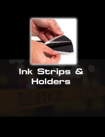 Ink Strips & Holders