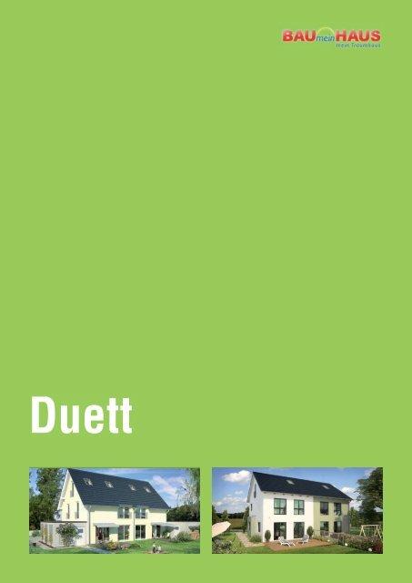 Duett Katalog - Bau mein Haus