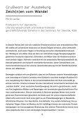 """A publication in the framework of the exhibition """"Zeich(n)en vom Wandel - Vom revolutionären zum post-postsowjetischen Raum"""" - Seite 4"""