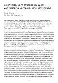 """A publication in the framework of the exhibition """"Zeich(n)en vom Wandel - Vom revolutionären zum post-postsowjetischen Raum"""" - Seite 7"""