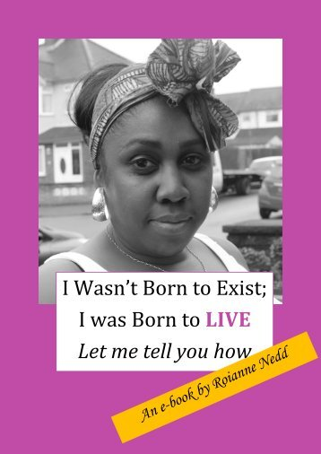 I wasnt born to live ebook  - Copy