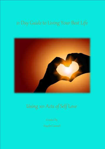 Manifest your Best Life with 101 Acts of Self Love