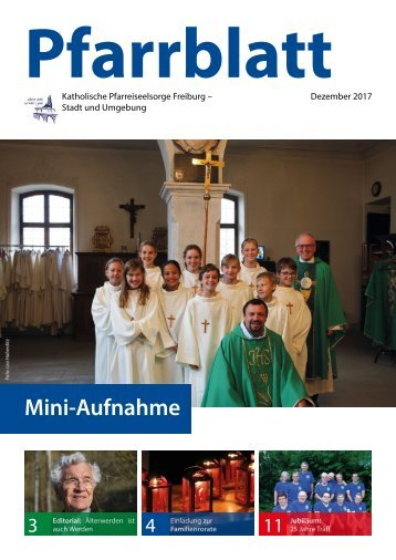 2017-12 Pfarrblatt Freiburg