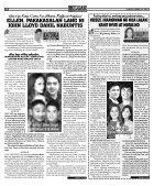 NOVEMBER 24, 2017 BULGAR: BOSES NG PINOY, MATA NG BAYAN - Page 6