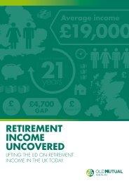OMW Retirement report