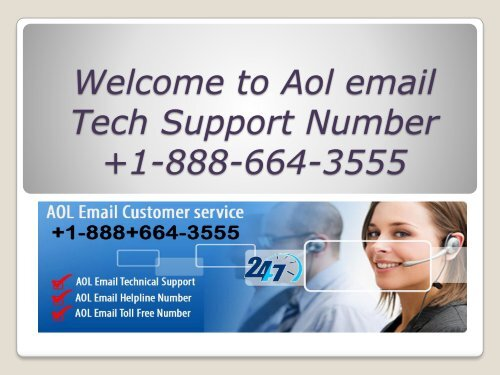 Dial +1-888-664-3555 the AOL email support number