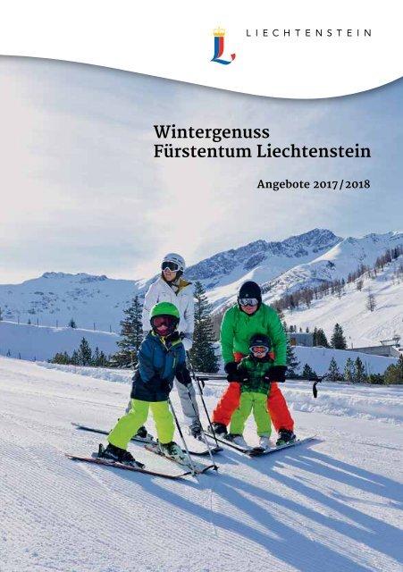 Wintergenuss Fürstentum Liechtenstein