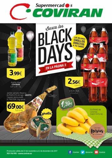 Supermercados COVIRAN Ofertas hasta 2 de Diciembre 2017