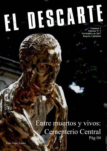 Revista El Descarte 2017