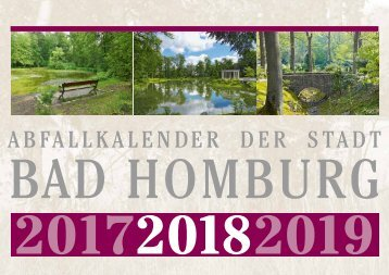 Abfallkalender_Bad_Homburg_2018