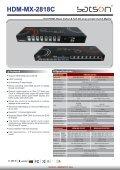 HDMI-SPL-2805C - Page 7
