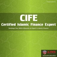 Certified Islamic Finance Expert