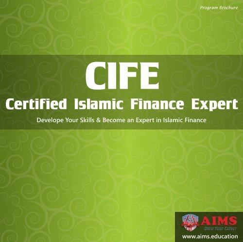 Certified Islamic Finance Expert