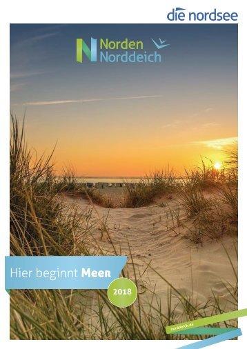 Norden-Norddeich Reisejournal 2018