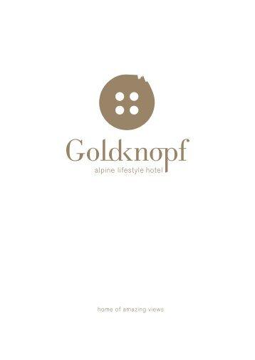 Neues Erscheinungsbild Hotel Goldknopf - Seiser Alm | alpine lifestyle hotel