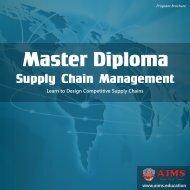 Master Diploma Supply Chain Management