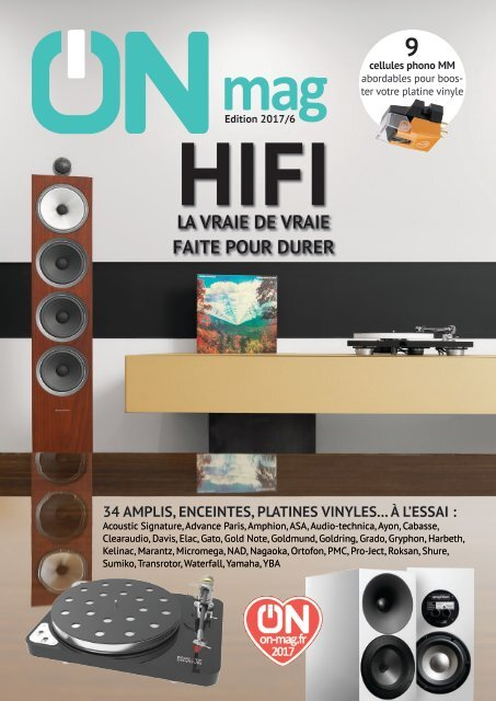 On Mag Guide Hifi 2017