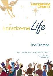 Lansdowne Life 10 December 2107 January 2018