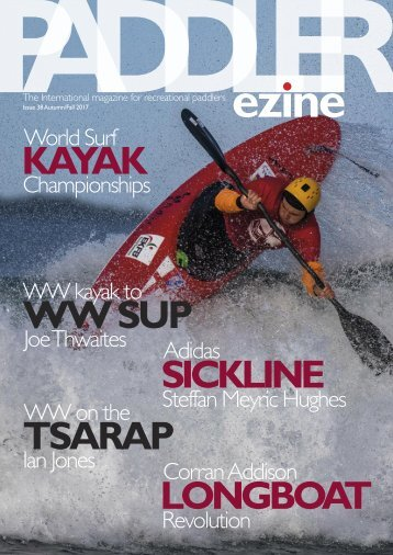 The Paddler Autumn/Fall issue 2017