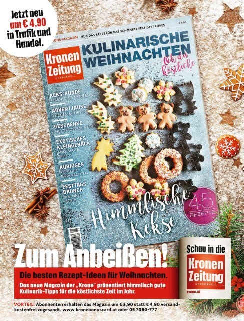 s'Magazin usm Ländle, 26. November 2017