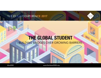 The Class Conference 2017 - Main Stage Bridged