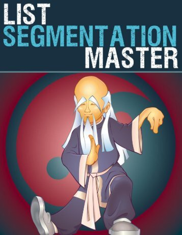List Segmentation Guide - How To Do List Segmentation