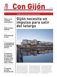 Con Gijón Nº4 - Noviembre 2017