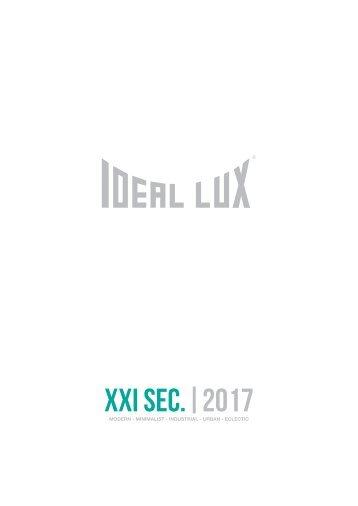 Blätterkatalog Ideal Lux Moderno 2017