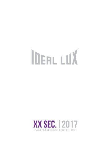 Blätterkatalog Ideal Lux Classico 2017