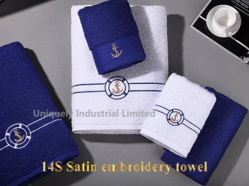 Hot Wholesale 100% Cotton Terry High Quality Professional Five Star Hotel Luxury Embroidery Bath Towel