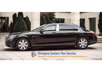 Pudong Airport Taxi