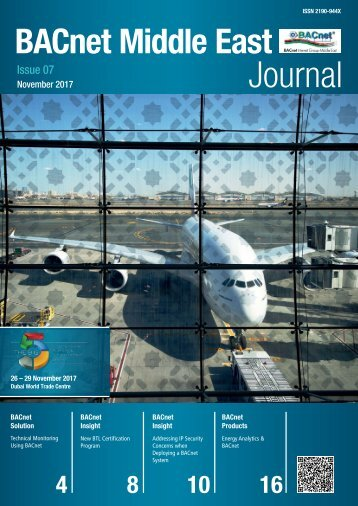 BACnet Middle East Journal 07/2017