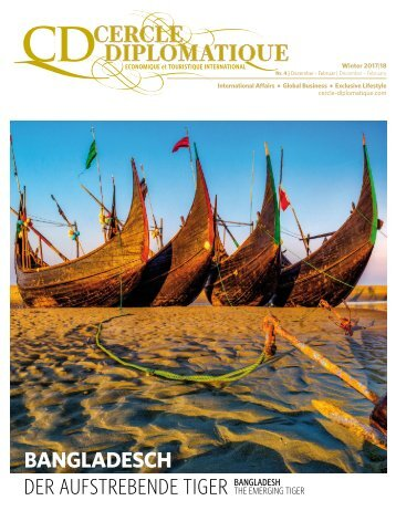 CERCLE DIPLOMATIQUE - issue 4/2017