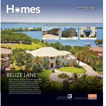 Homes - July 2017